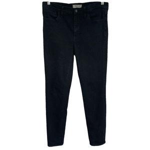 Madewell Roadtripper Jeans in Bennett Black 30